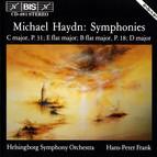 Michael Haydn - Symphonies