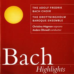 Bach - Highlights