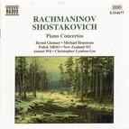 Rachmaninov / Shostakovich: Piano Concertos