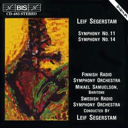 Segerstam - Symphony No.11 & 14