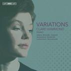 Variations - Clare Hammond