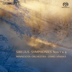 Sibelius: Symphonies Nos 1 & 4