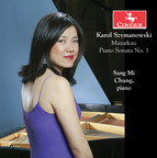 Szymanowski: 20 Mazurkas, Op. 50 & Piano Sonata No. 1 in C Minor, Op. 8