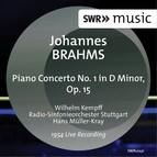 Brahms: Piano Concerto No. 1 in D Minor, Op. 15 (Live)