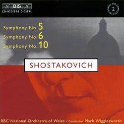 Shostakovich - Symphonies No.5, 6 and 10