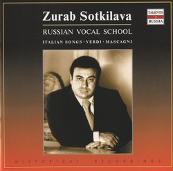 Russian Vocal School: Zurab Sotkilava