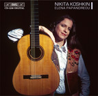Nikita Koshkin - Music for Guitar