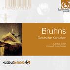 Bruhns: Deutsche Kantaten