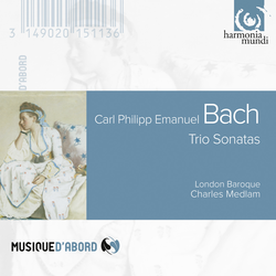 Carl Philipp Emanuel Bach: Triosonaten