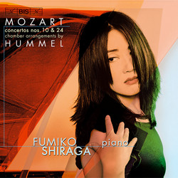 W.A. Mozart - Piano Concertos Nos. 10 & 24, in chamber arrangement by Hummel