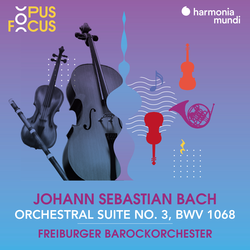 J. S. Bach: Orchestral Suite No. 3, BWV 1068