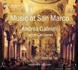 A. Gabrieli: Sacræ cantiones