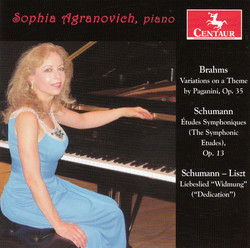 Brahms, Schumann & Liszt: Works for Piano