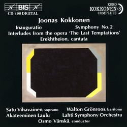 Kokkonen - Symphony No.2