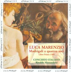 Marenzio, L.: Madrigali A 4 Voci