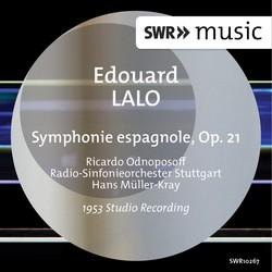 Lalo: Symphonie espagnole, Op. 21