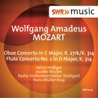 Mozart: Oboe Concerto in C Major & Flute Concerto No. 2 in D Major