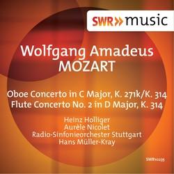Mozart: Oboe Concerto in C Major & Flute Concerto No. 2 in D Major