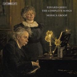 Edvard Grieg – The Complete Songs