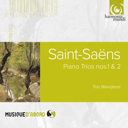 Saint Saëns: Trios pour piano