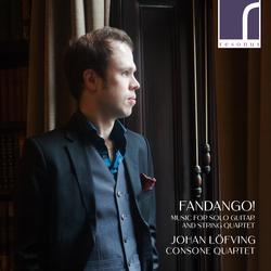 Fandango! Music for Solo Guitar and String Quartet