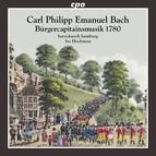 Bürgercapitainsmusik 1780