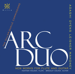 New Works for Flute and Guitar