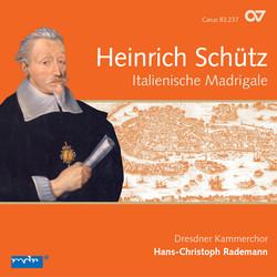 Schütz: Italienische Madrigale (Complete Recording, Vol. 2)