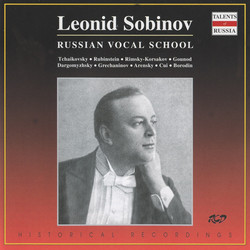 Russian Vocal School: Leonid Sobinov (1901-1911)