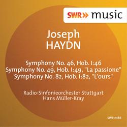 Haydn: Symphonies Nos. 46, 49 & 82