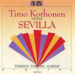 Guitar Recital: Korhonen, Timo - Tarrega, F. / Torroba, F. / Albeniz, I. (Sevilla)