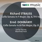 Richard Strauss & Dohnányi: Cello Sonatas