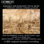 Baroque and Romantic Vocal Music