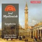 Myslivecek: Symphonies in C Major / A Major / F Major / D Major / B-Flat Major / G Major