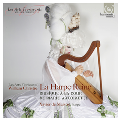 La Harpe Reine