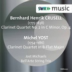 Crusell & Yost: Clarinet Quartets