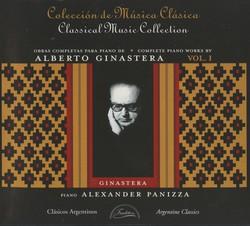 Ginastera: Complete Piano Works, Vol. 1