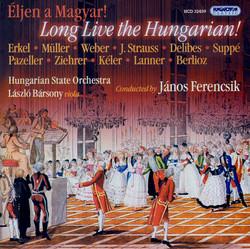 Orchestra Music - Erkel, F. / Muller, J. / Weber, C. / Strauss Ii, J. / Delibes, L. / Suppe, F. / Pazeller, J.