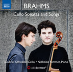 Brahms: Cello Sonatas & Songs