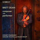 Brett Dean - Composer and Performer