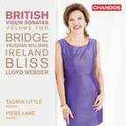 British Violin Sonatas, Vol. 2