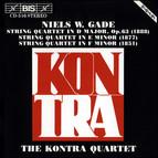 Gade - String Quartets