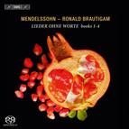 Mendelssohn - Lieder ohne Worte, Books 1 - 4