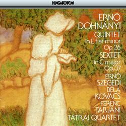 Dohnanyi: Piano Quintet No. 2 / Piano Sextet