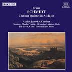 Schmidt: Clarinet Quintet in A Major