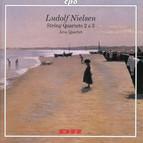 Nielsen: String Quartets 2 & 3