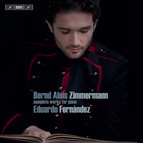 B.A. Zimmermann - Complete Works for Piano