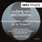Beethoven: Piano Concerto No. 5 in E-Flat Major, Op. 73