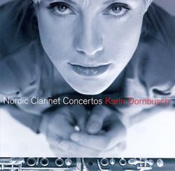 Nielsen / Fernström / Kaipainen: Clarinet Concertos
