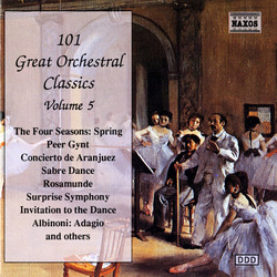 101 Great Orchestral Classics, Vol.  5